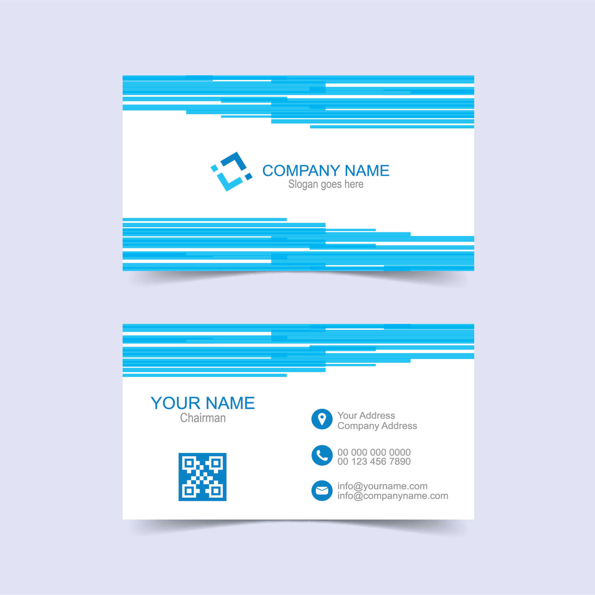 Technology business card template free download wisxi business card business cards business card design business card template design templates reheart Gallery