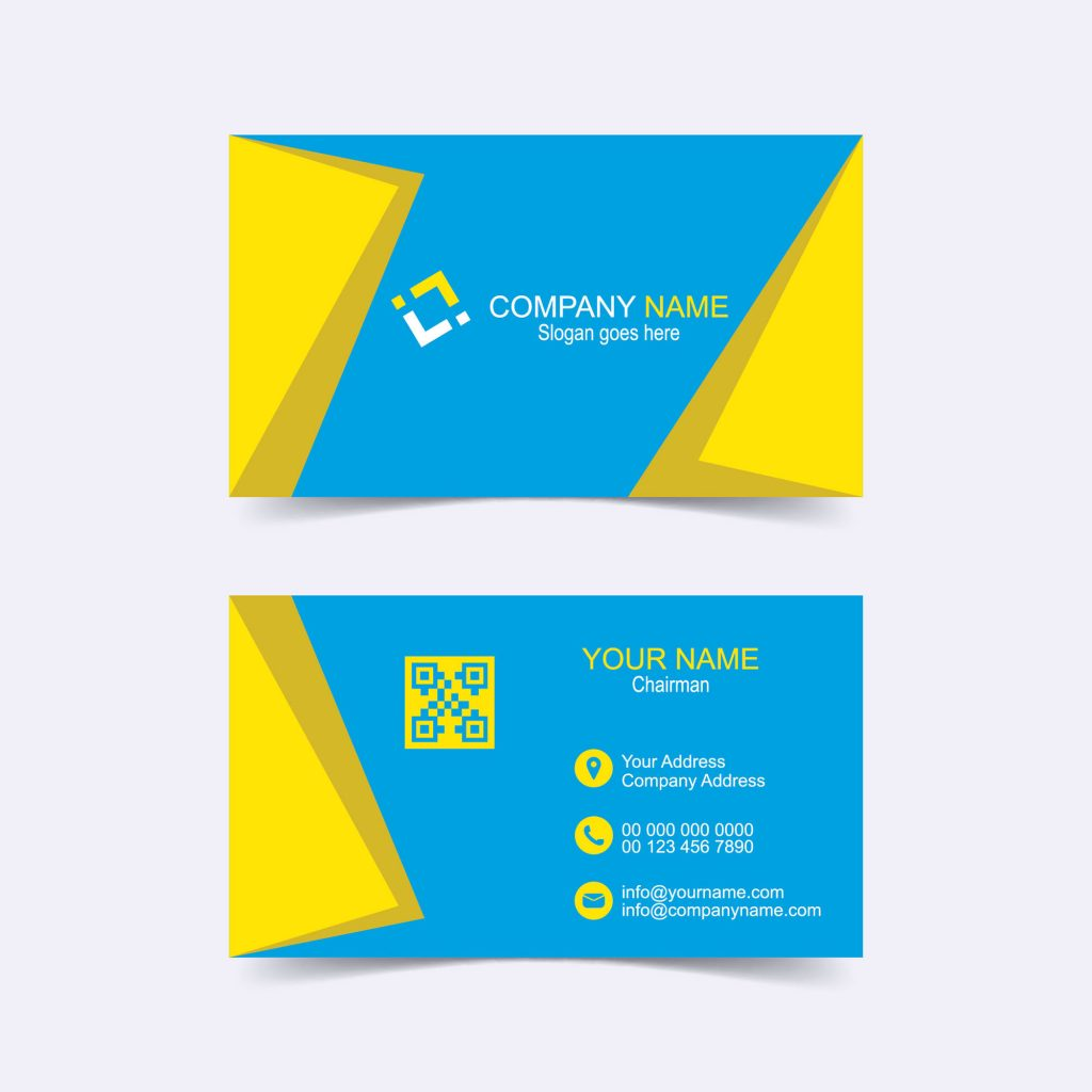 Triangle business card template free download wisxi business card business cards business card design business card template design templates cheaphphosting Image collections
