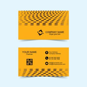 Free printable business card