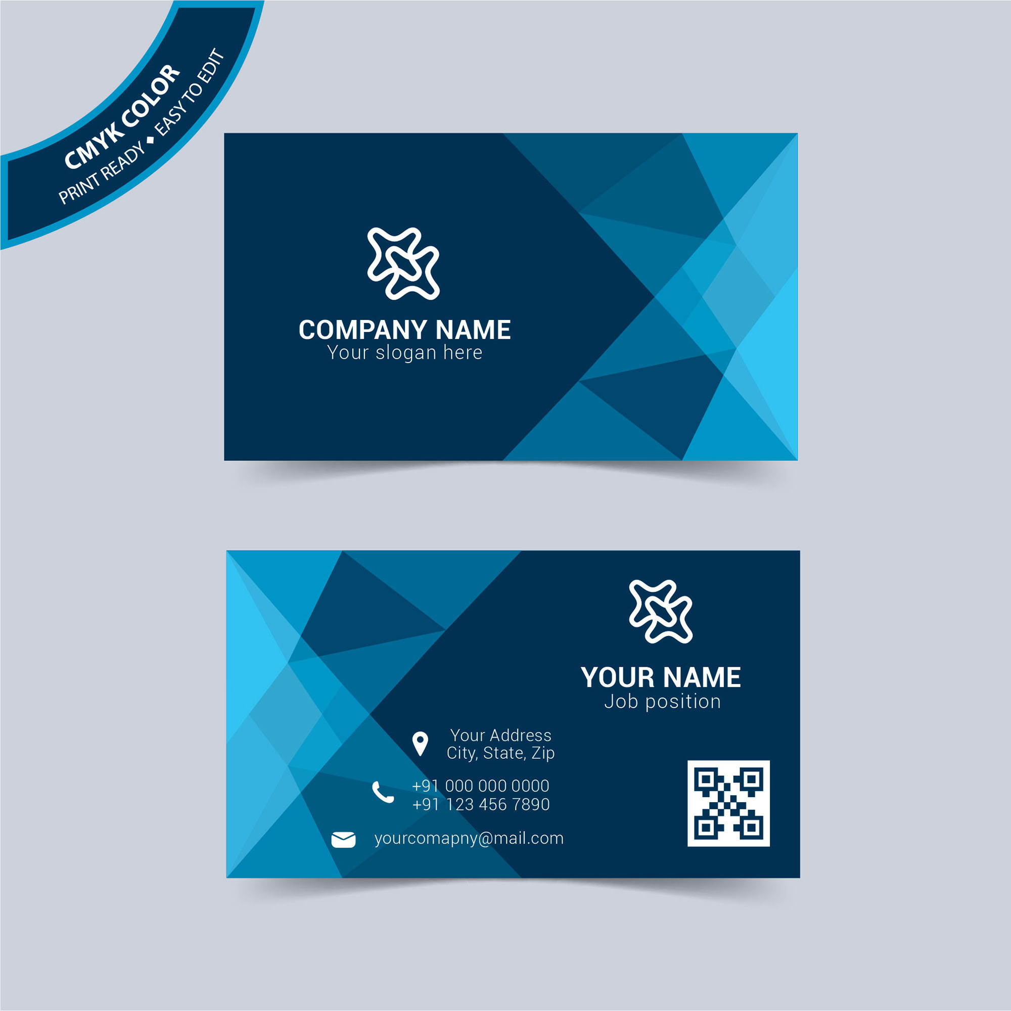 Creative corporate business card design free download wisxi business card business cards business card design business card template design templates flashek Images