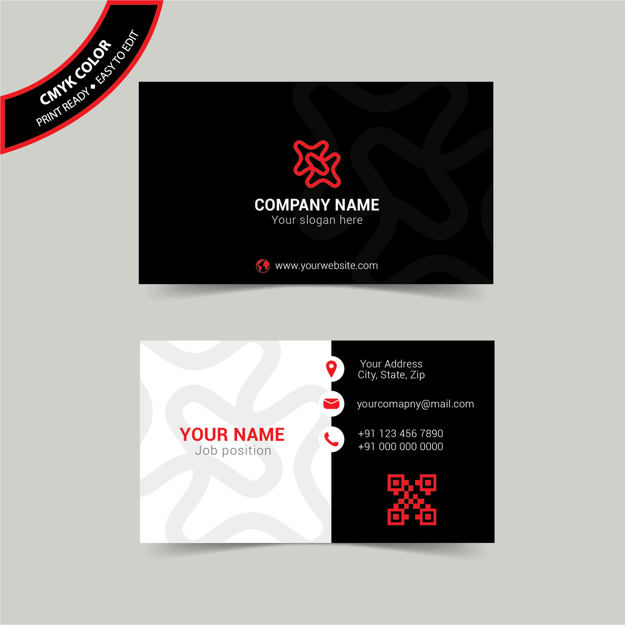 Business card vectors photos and psd files free download business simple business card design free download wisxicom free download business card templates design cheaphphosting Image collections