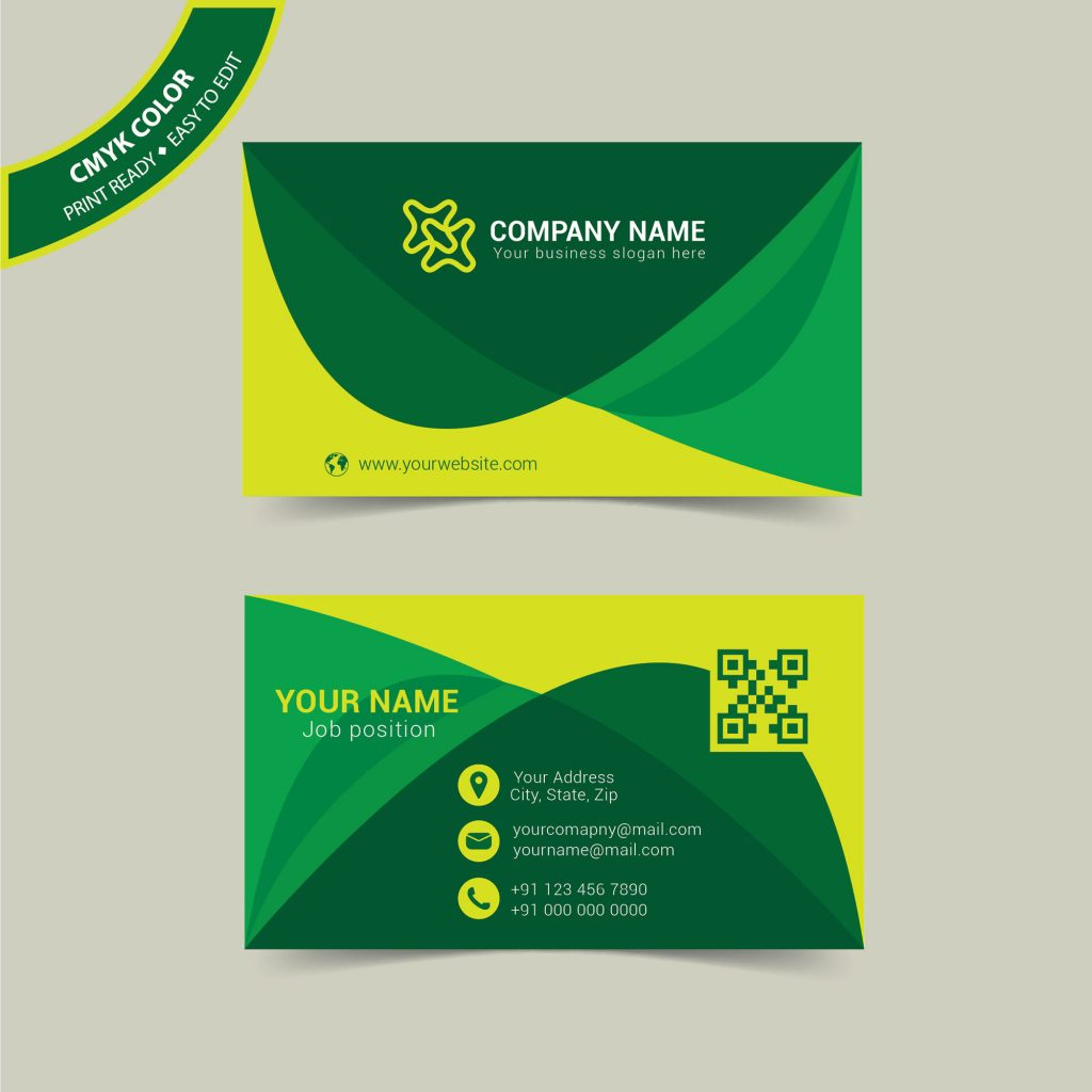 elegant business card design free download