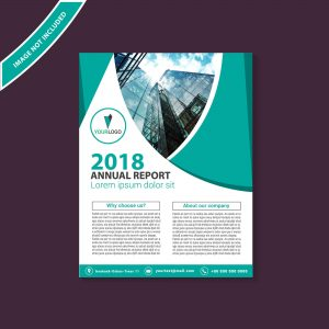 Annual report cover or flyer design wisxi flyers business flyers flyer design flyer template free flyer design abstract business reheart Images