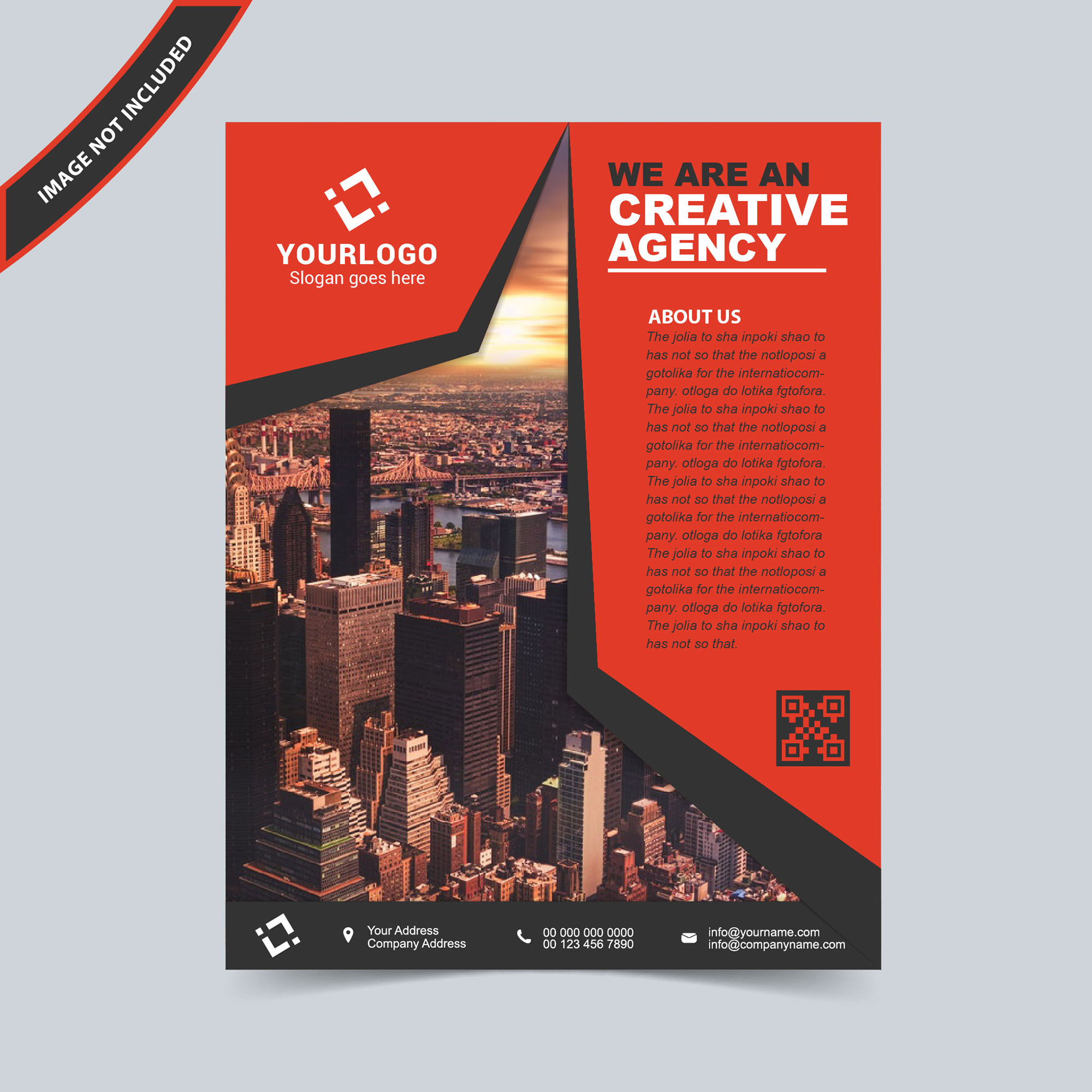 Flyers, Flyer Design, Flyer Template, Free Flyer Design, Abstract, Business,  Event Flyer Examples