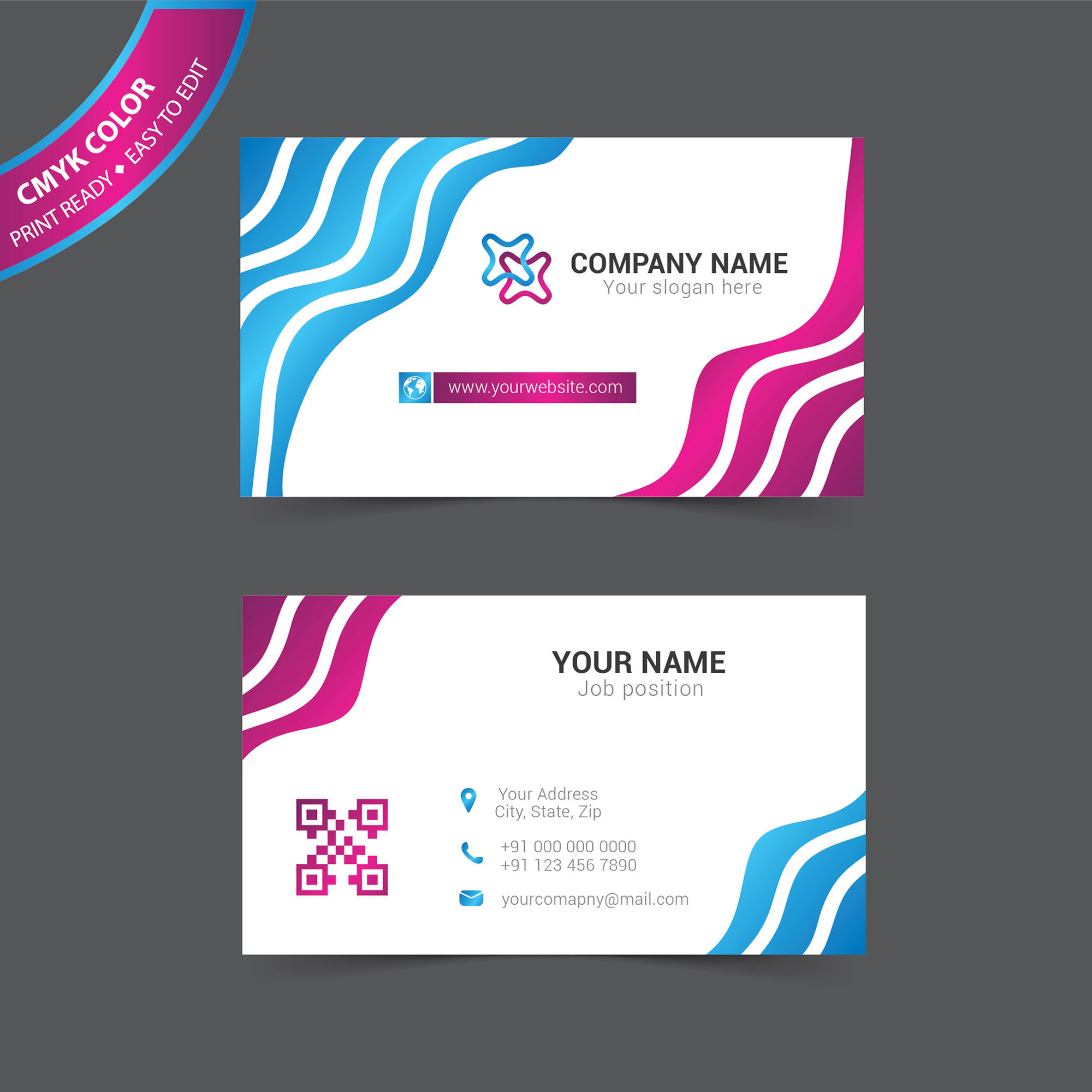 Digital business card free download free vector wisxi business card business cards business card design business card template design templates fbccfo