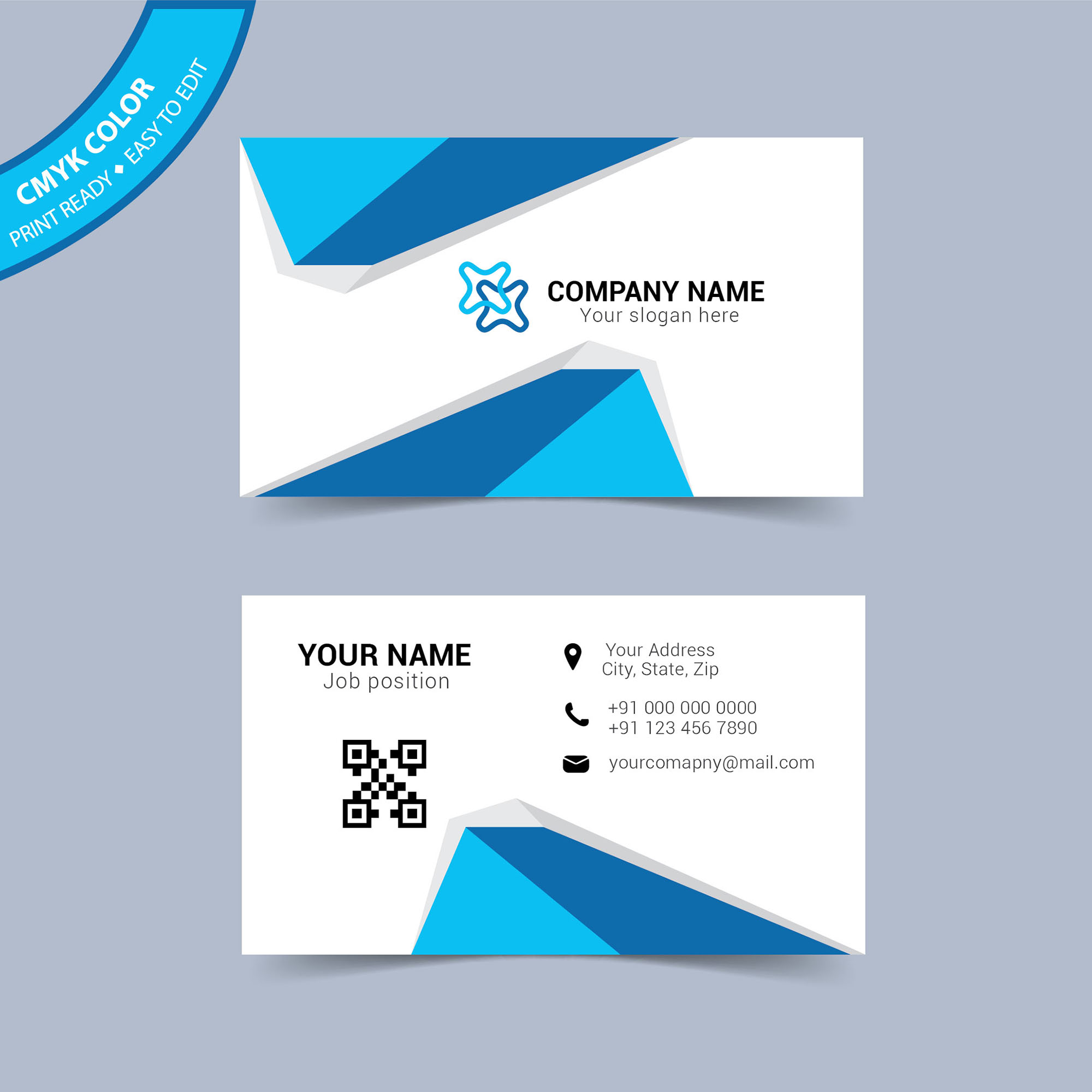 Business Card Layout Template Free Download Wisxicom - Business card layout template