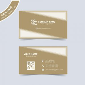 Custom business card design