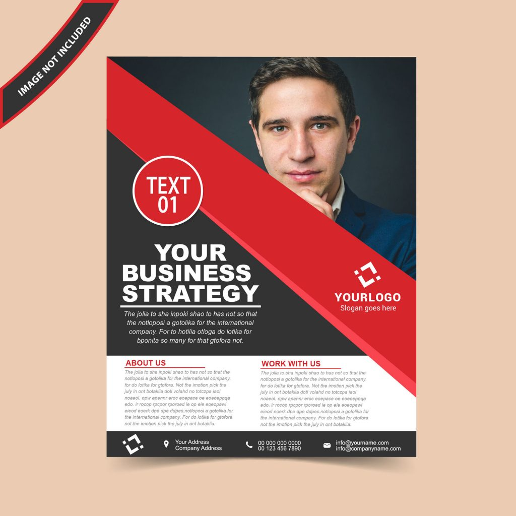 Business flyer template free download print ready wisxi business flyer template accmission Image collections
