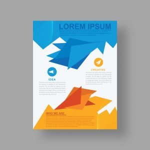professional, business, poster, design, template, modern, creative