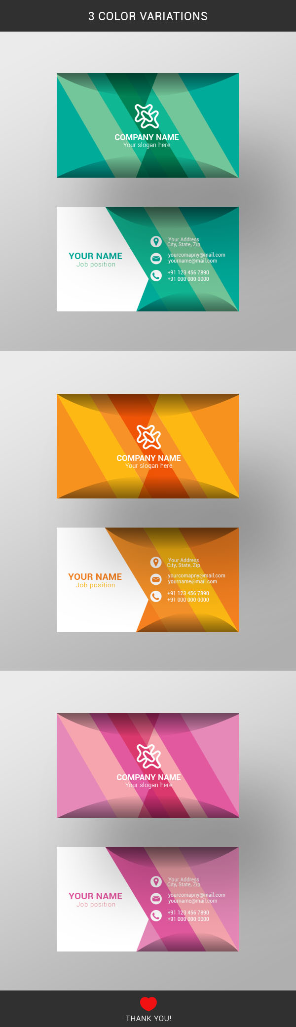 Vector modern business card template free download wisxi abstract business card design business creative graphic layout template wajeb Image collections