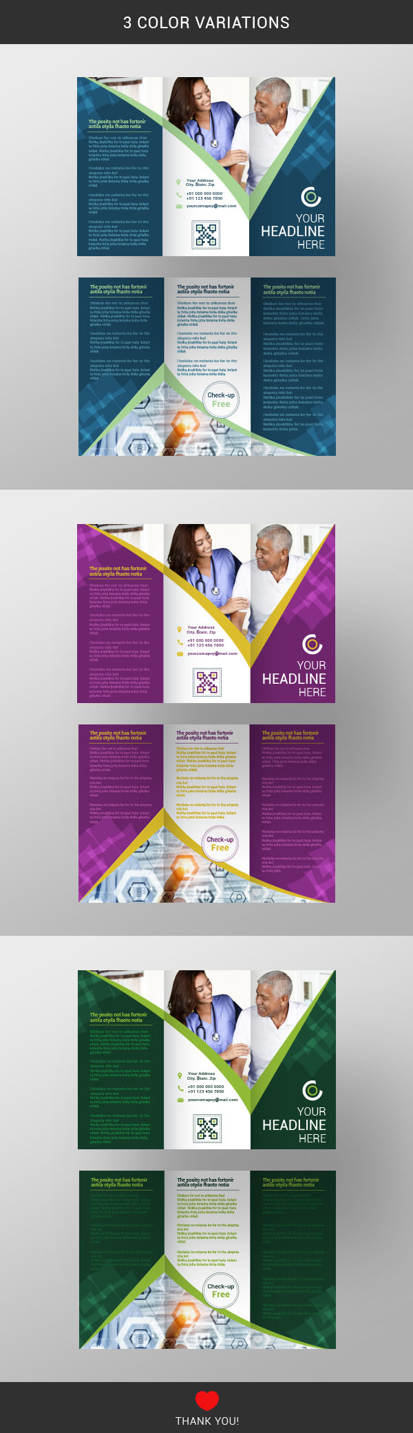 medical brochure template free download wisxi com