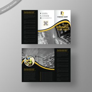 Construction; company, brochure, business, design
