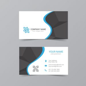 business card; design; visiting card; clean; simple