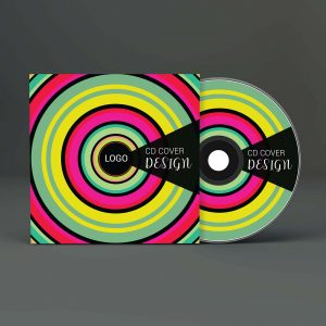 cd cover, cover design, album cover, template