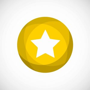 star, icon, design, vector, illustration, web, element
