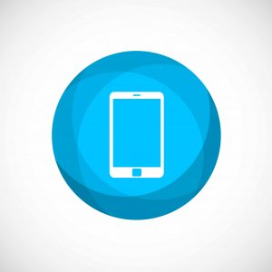 smartphone, icon, vector, mobile, abstarct