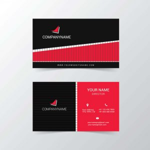 business card, vector, design, template, corporate