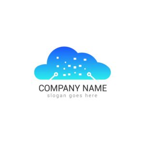 cloud computing, logo, design, cloud, business