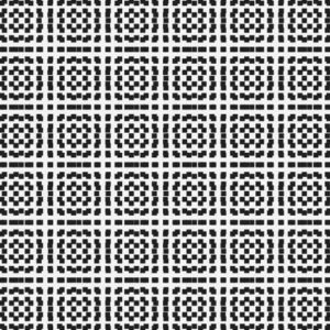 Square background pattern