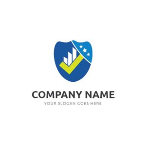 protection, logo, design, vector, template, modern, business, company, secure