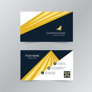 business card, vector, print, free, design, modern, corporate, professional, creative, abstract