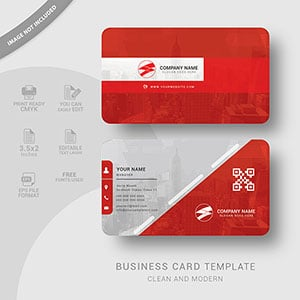 Design business cards template