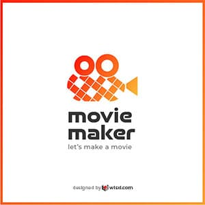 Movie logo design