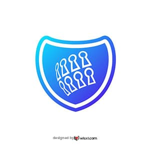 Security guard logo design
