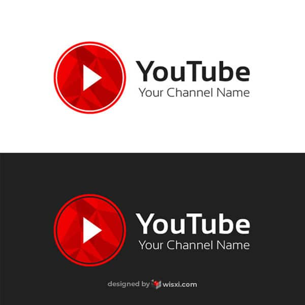 Youtube icon design