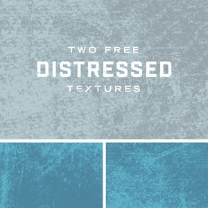 Distressed texture vectors