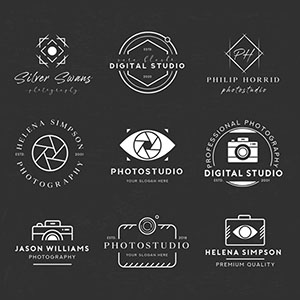 Photography Logos Template